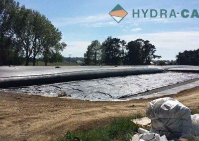 de-sludging-laying-water-bags